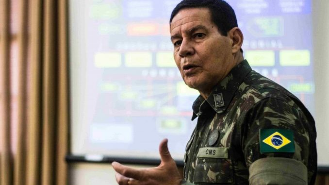 General Mourao