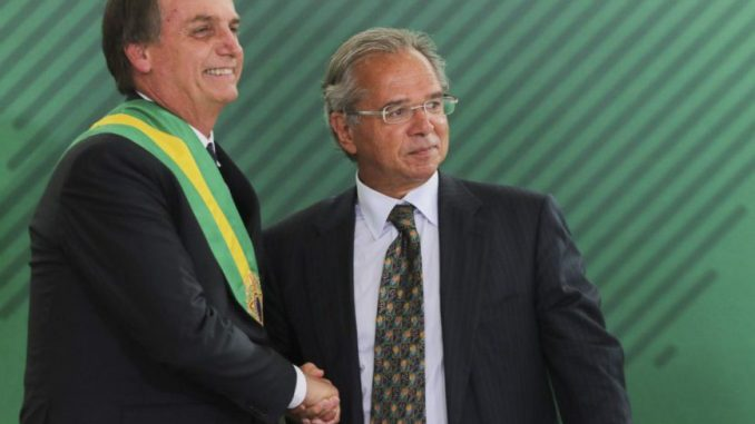 Guedes Bolsonaro