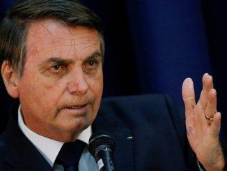 Bolsonaro fechamento das Fronteiras