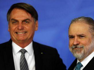 Aras e Bolsonaro