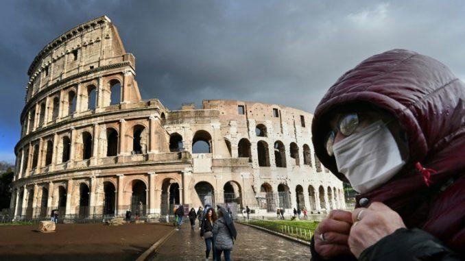 Itália Coronavírus