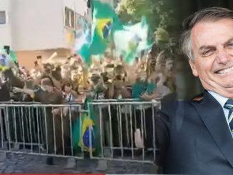 Bolsonaro Porto Alegre
