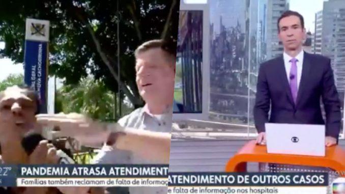 """""""A Globo é um lixo"""""""