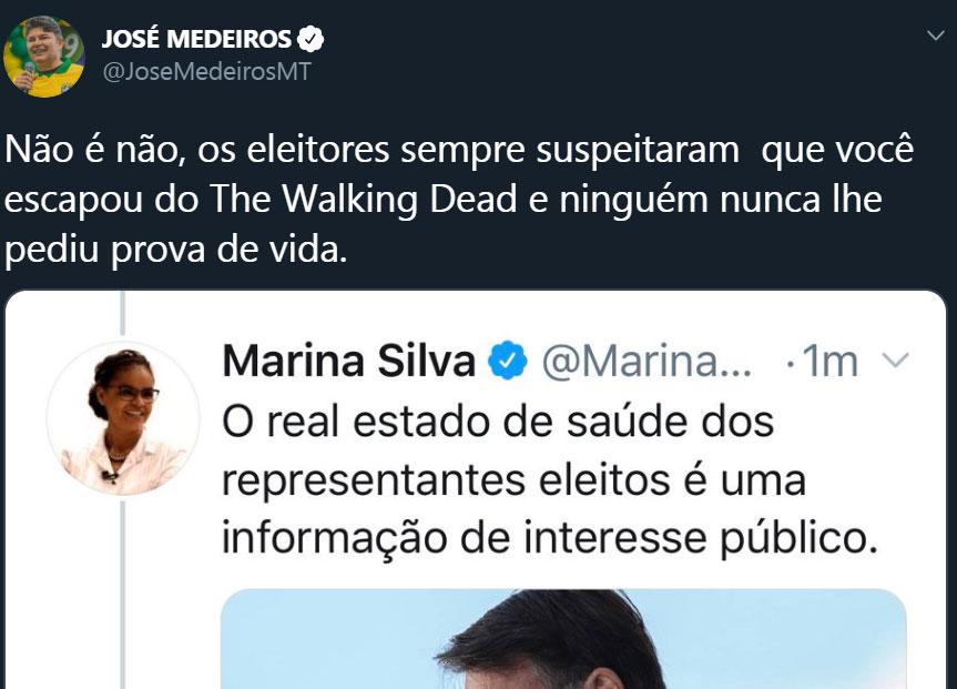 Marina, José Medeiros