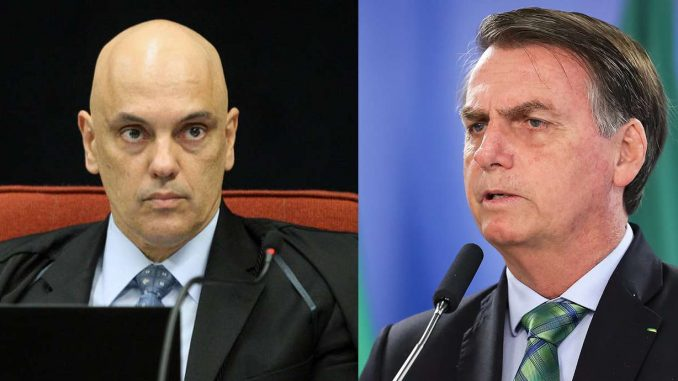 Moraes Bolsonaro