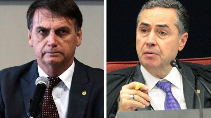 Barroso Bolsonaro