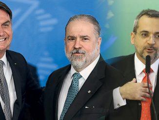 Aras, Bolsonaro Weintraub