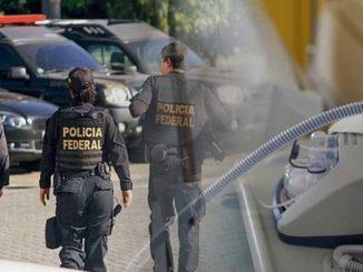 Coronajato polícia federal