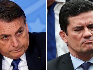 Moro, Bolsonaro