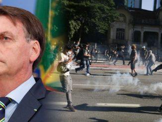 Bolsonaro antifa