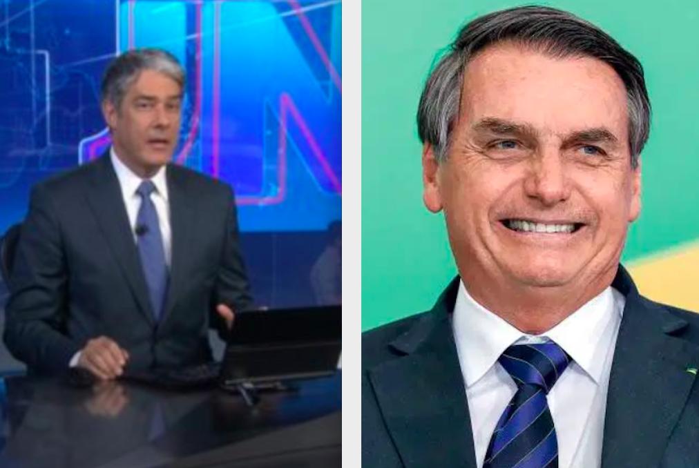 Globo diz que seus jornalistas foram expulsos de evento com Bolsonaro no Mato Grosso