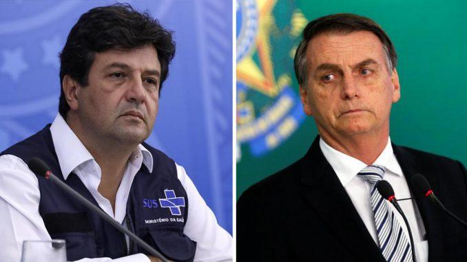 Mandetta Bolsonaro