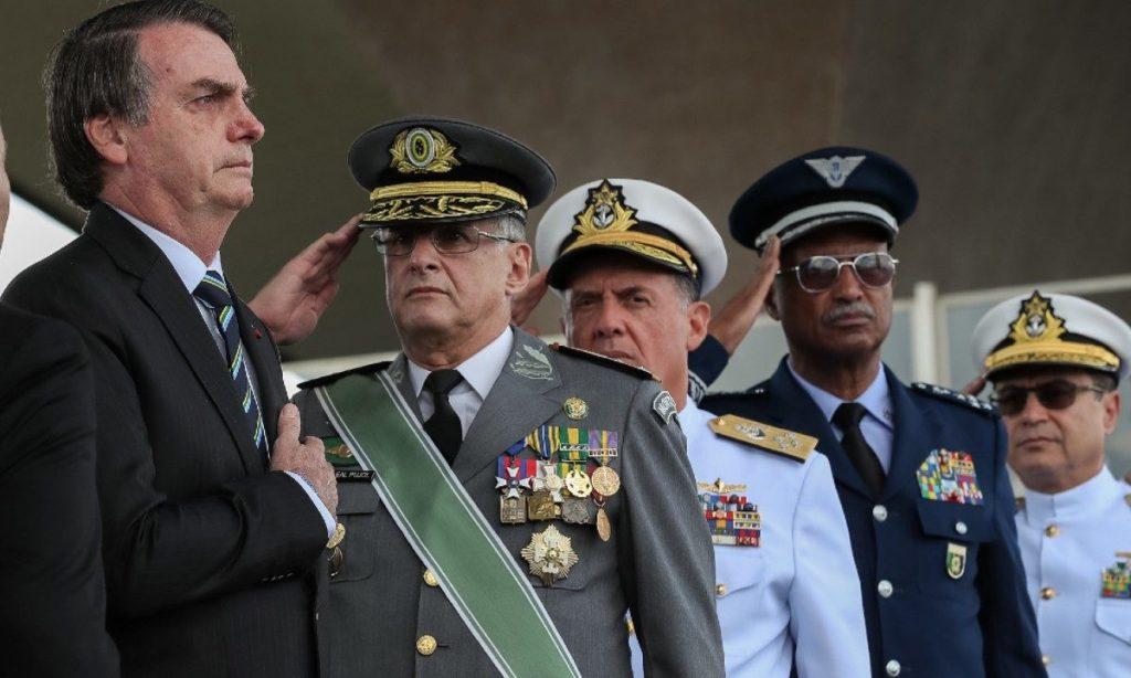 Exército assume conclusão de trecho da Ferrovia de Integração Oeste-Leste, na Bahia