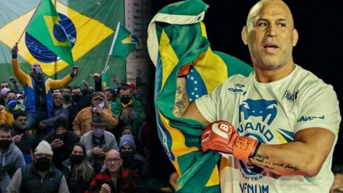 Wand e Bolsonaro
