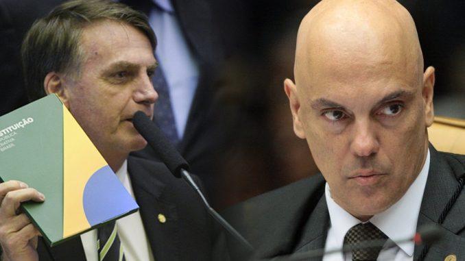 Bolsonaro, Moraes
