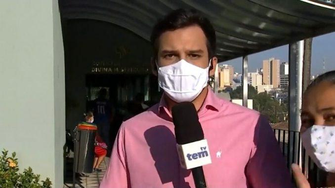 Globo invade link ao vivo