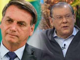 Milton Neves e Bolsonaro