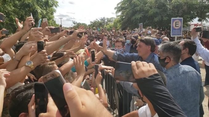 Bolsonaro Mossoró