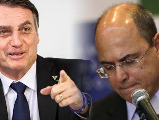 Witzel Bolsonaro