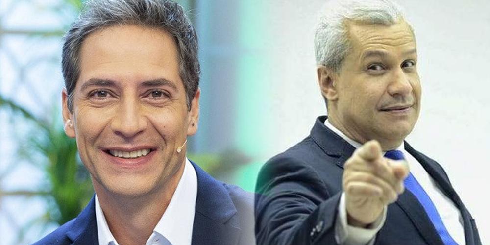 """Lacombe rasga elogios a Sikêra Júnior: """"Maior comunicador do Brasil"""""""