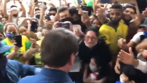 Bolsonaro Corumbá