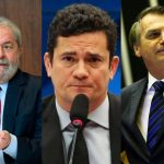 Bolsonaro Moro Lula