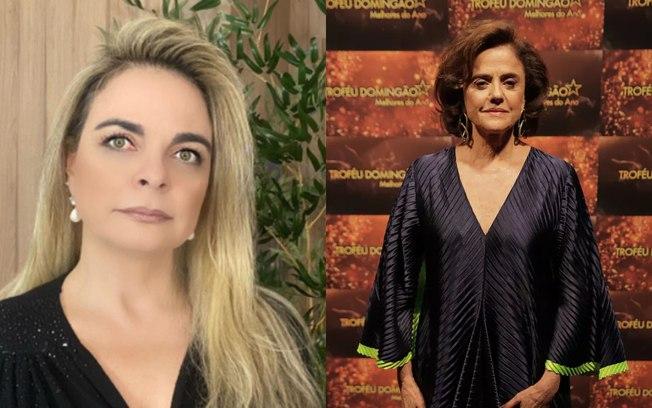 """Apresentadora Liliane Ventura detona Marieta Severo por críticas a Bolsonaro: """"Sem valores!"""""""