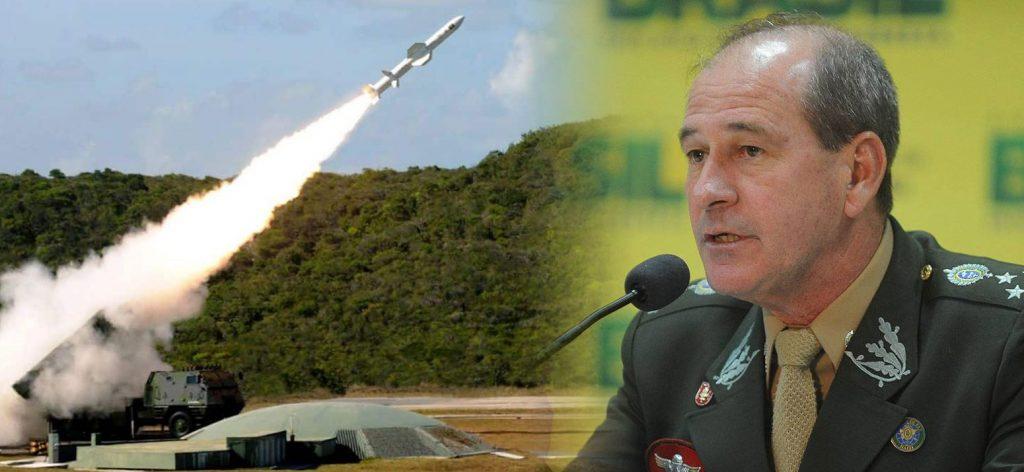 Míssil brasileiro de longo alcance está quase pronto, diz ministro