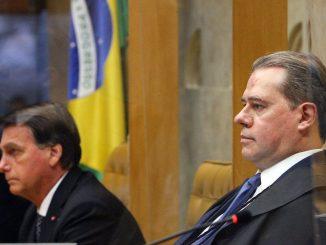 Bolsonaro mitou no STF