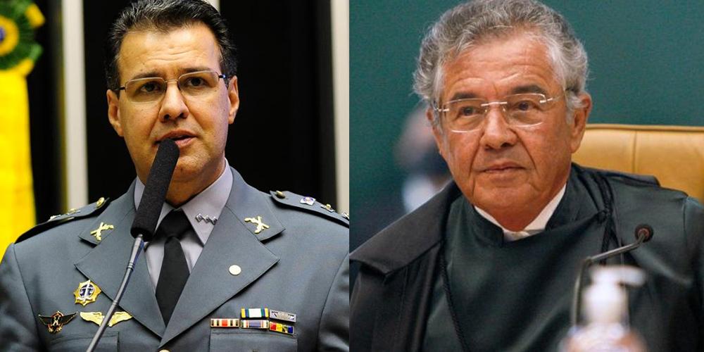 Deputado Capitão Augusto irá apresentar impeachment contra Marco Aurélio por soltura de chefe do PCC
