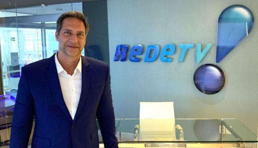 Lacombe deve assumir comando do RedeTV! News, principal jornal da emissora