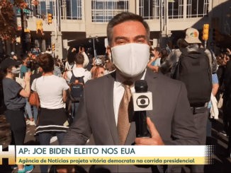 Jornalista GLobo