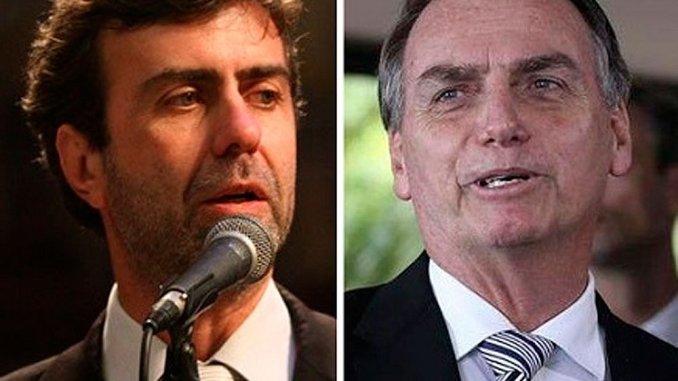 Freixo e Bolsonaro