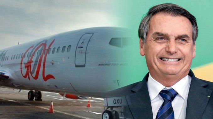 Gol Bolsonaro
