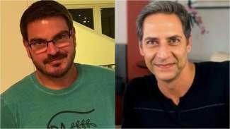 Luis Lacombe e Constantino